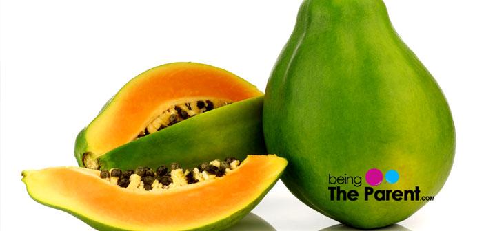 raw papaya to avoid during pregnancy