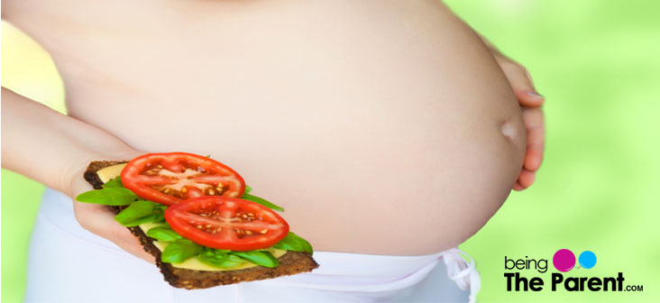pregnancy and tomatoes