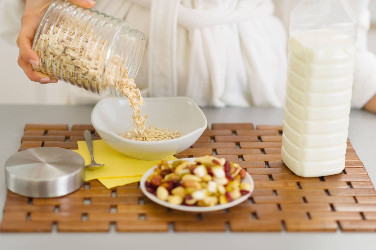 tips to have oats during pregnancy