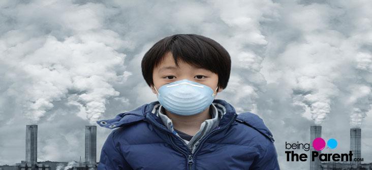 Air pollution in children
