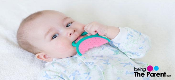 baby sore gums