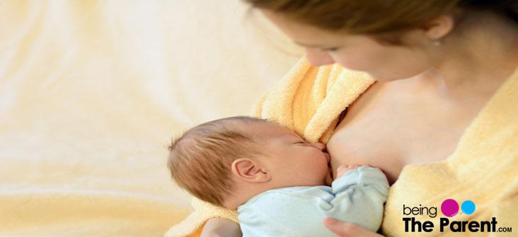 breastfeeding mom fish