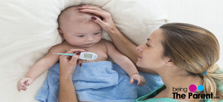 fever in babies 6 months