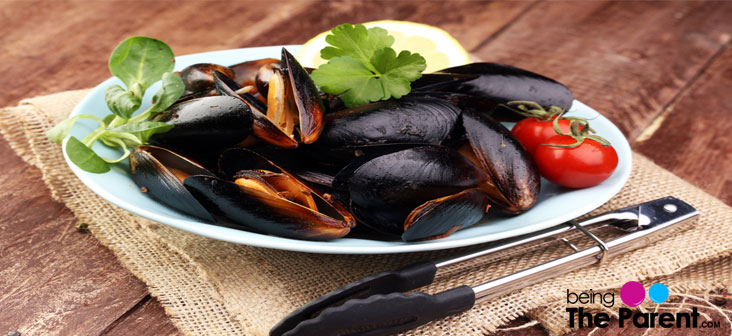 mussles during pregnancy