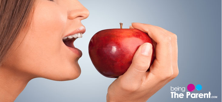 apples home remedies to lose belly fat after delivery