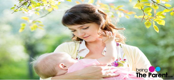 hair perming breastfeeding