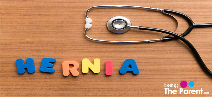 hernia in kids