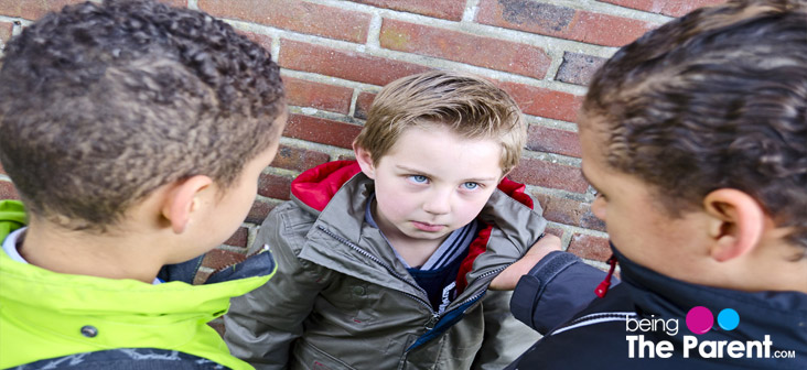 How To Deal With Child Bullying?