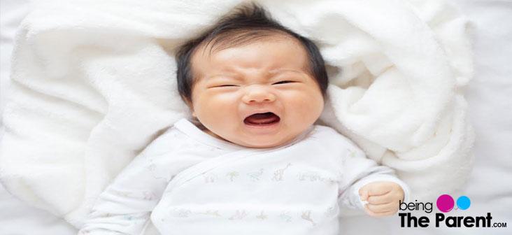sleep regression in babies