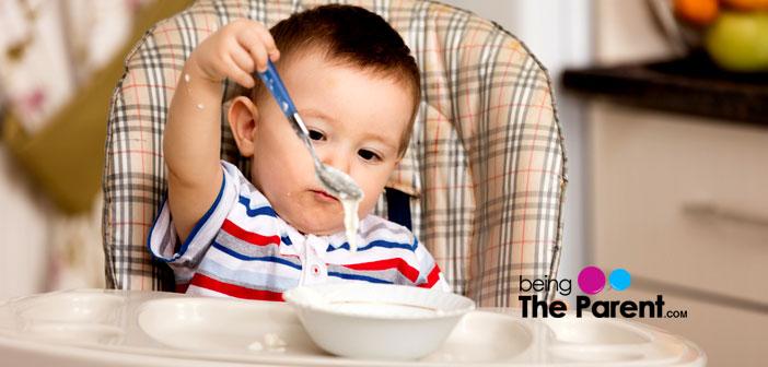Feeding basics 10-12 months baby