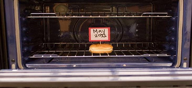 bun in oven