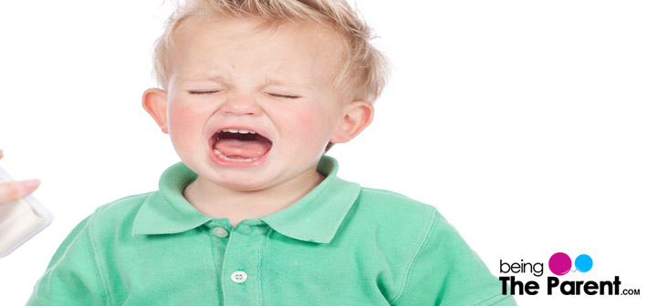 How To Handle A Screaming Toddler?