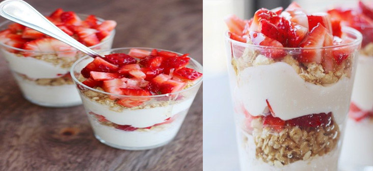 yogurt parafait
