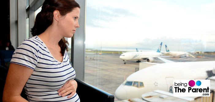 Air Travelling during pregnancy