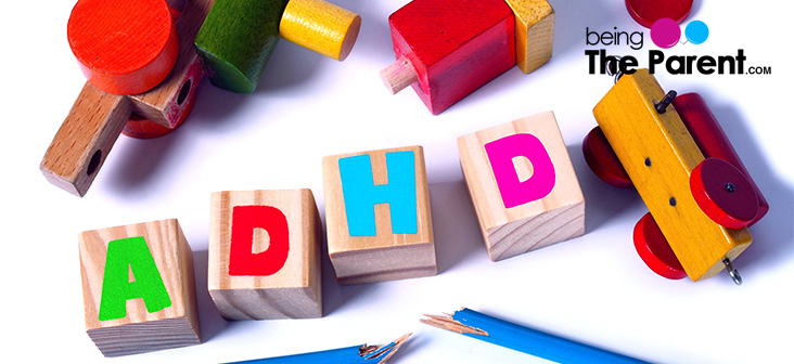 ADHD Symptoms Toddlers