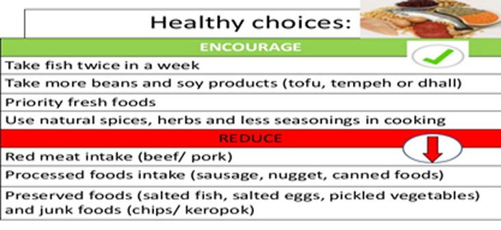 dietary choice in pregnancy