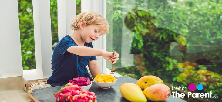 5 Yummy Mango Recipes For Kids