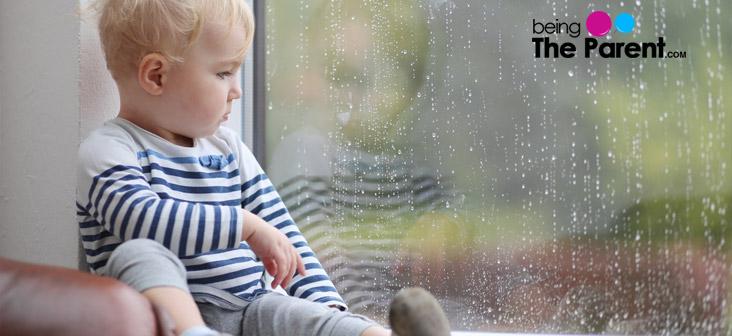 protecting baby during rainy season