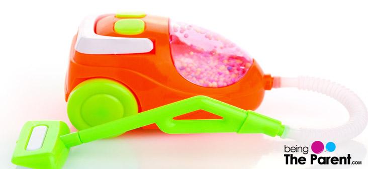 toy vaccum cleaner