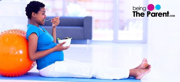 pregnancy foods third trimester
