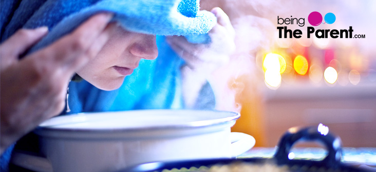 steam-inhalation