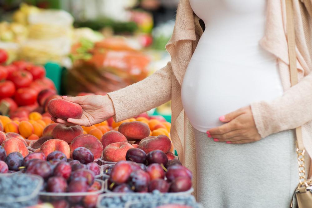 Peaches During Pregnancy