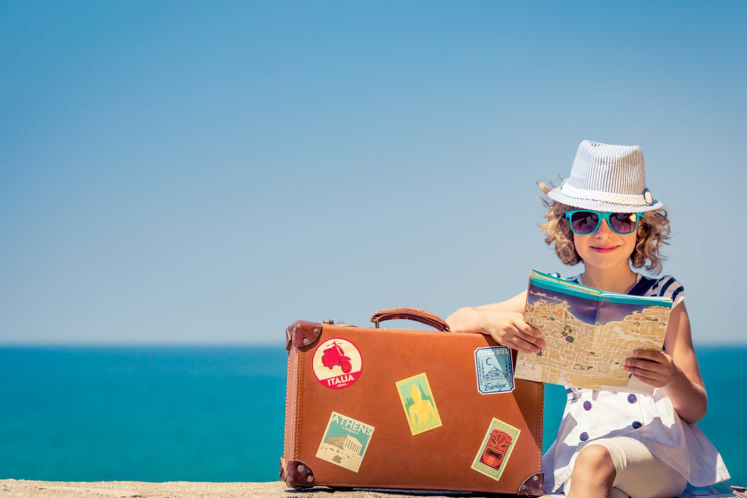 summer vacations with kids