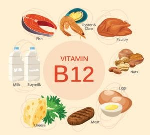 Include Vitamin B12 in Your Diet to Get Pregnant