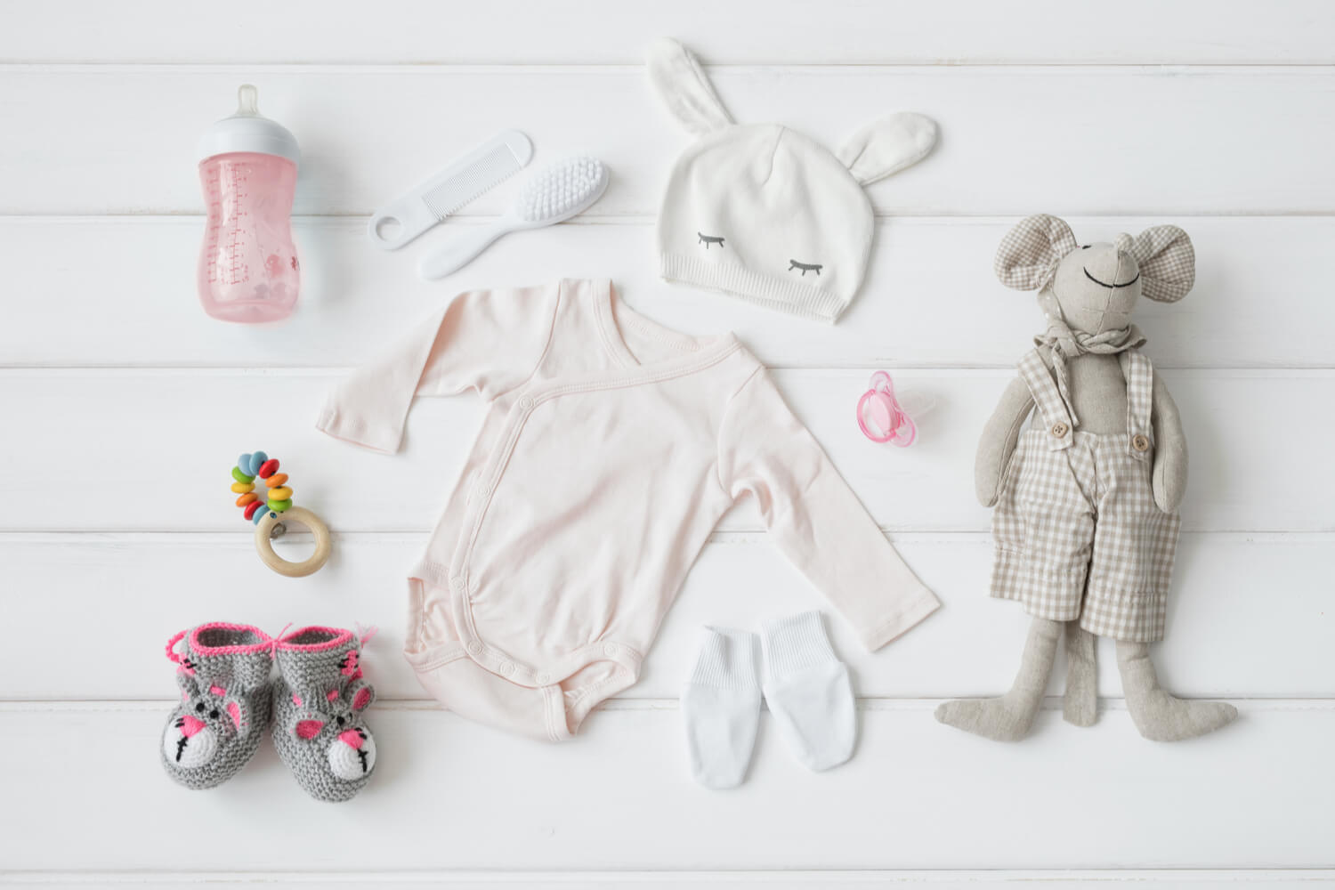 essential baby clothes