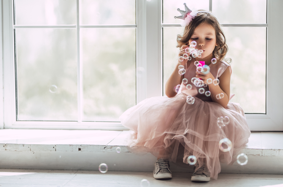These Dresses Will Make Your Little One Look Like Mini Cinderella