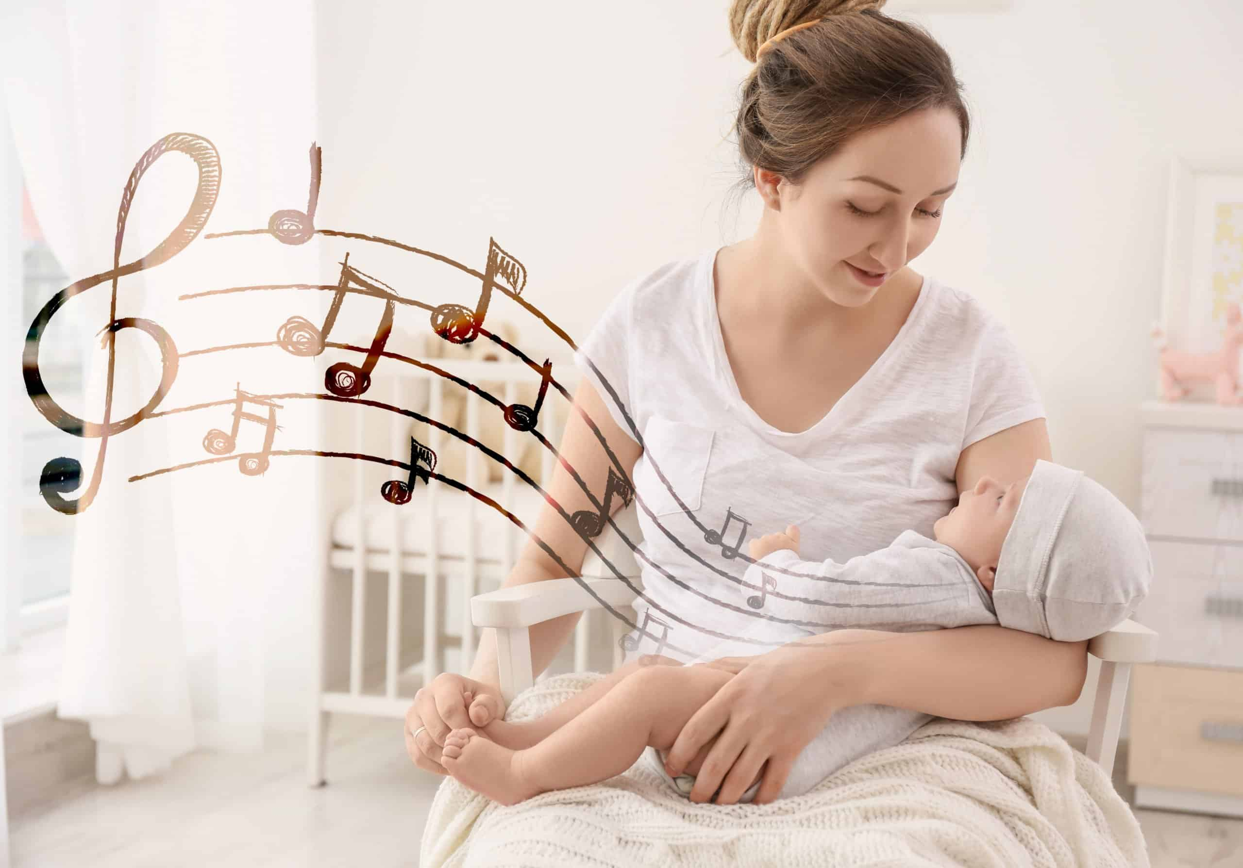 mom baby lullaby