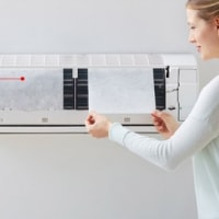 3M Electrostatic Air Conditioner Filter: Your answer to control Indoor Air Pollution