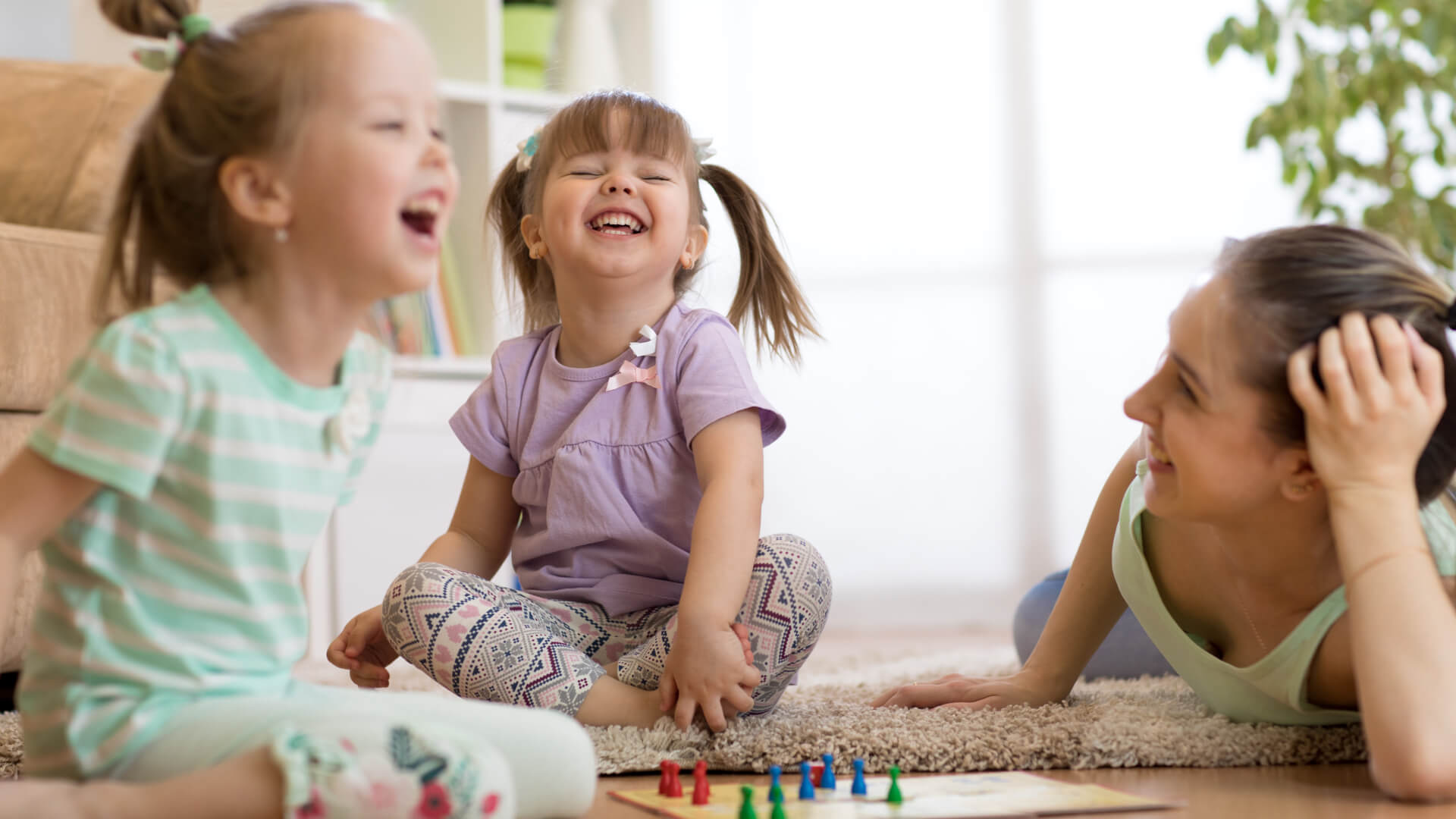 child speech development at home