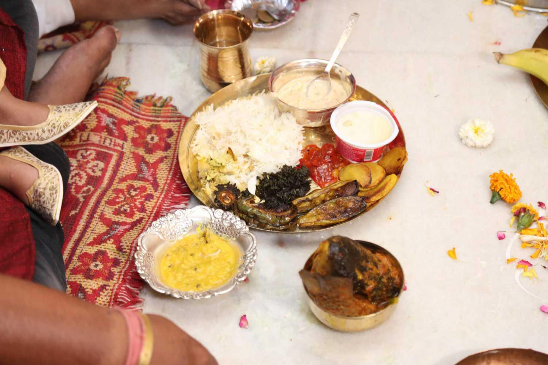 annaprashana thali