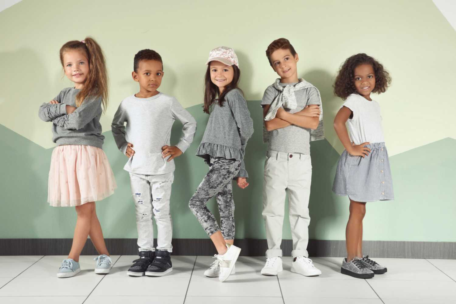 How to Build a Clothing Budget for Growing Kids?