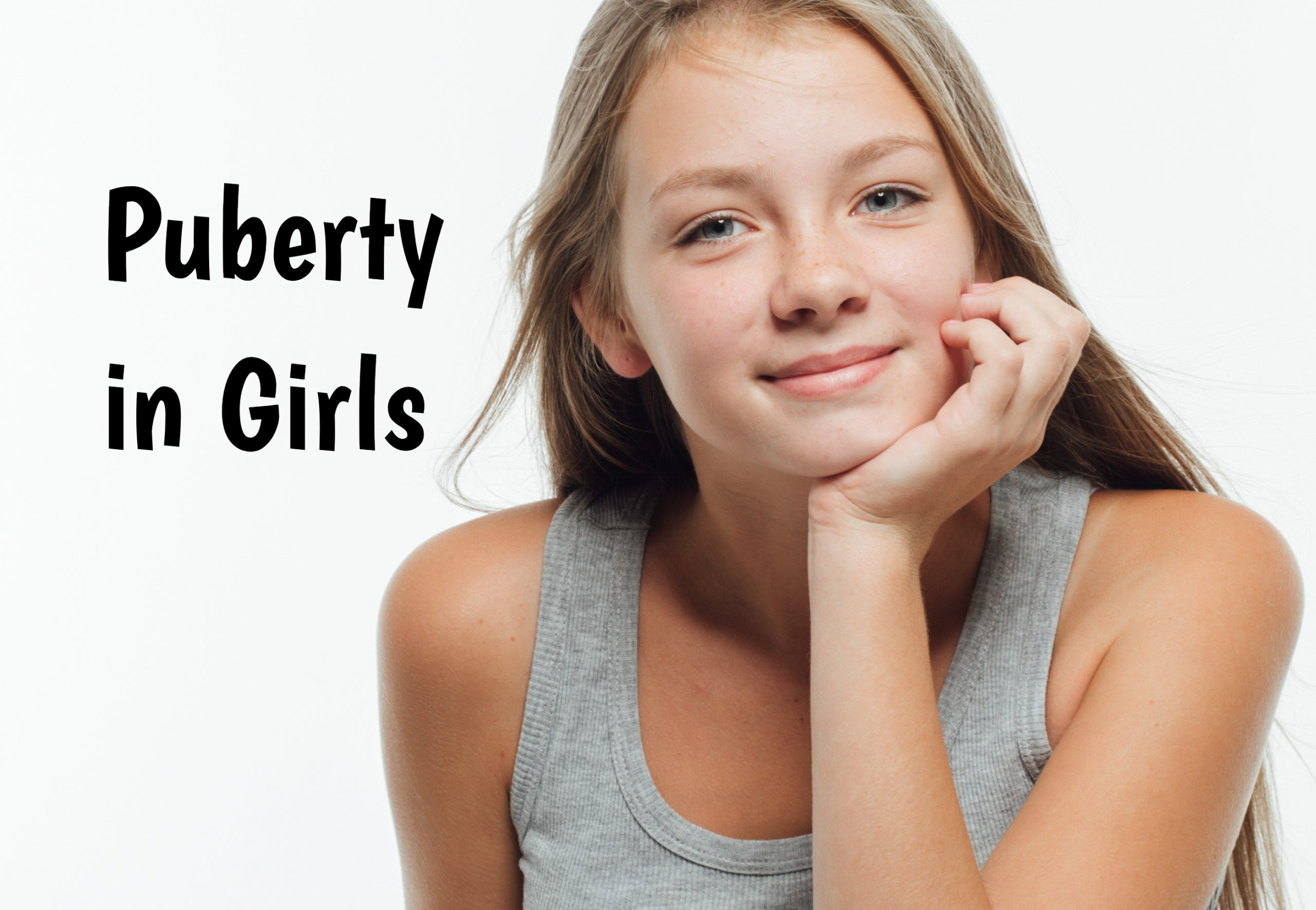 Puberty in Girls : Stages & Factors