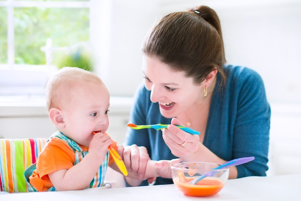 7 month old baby food recipes