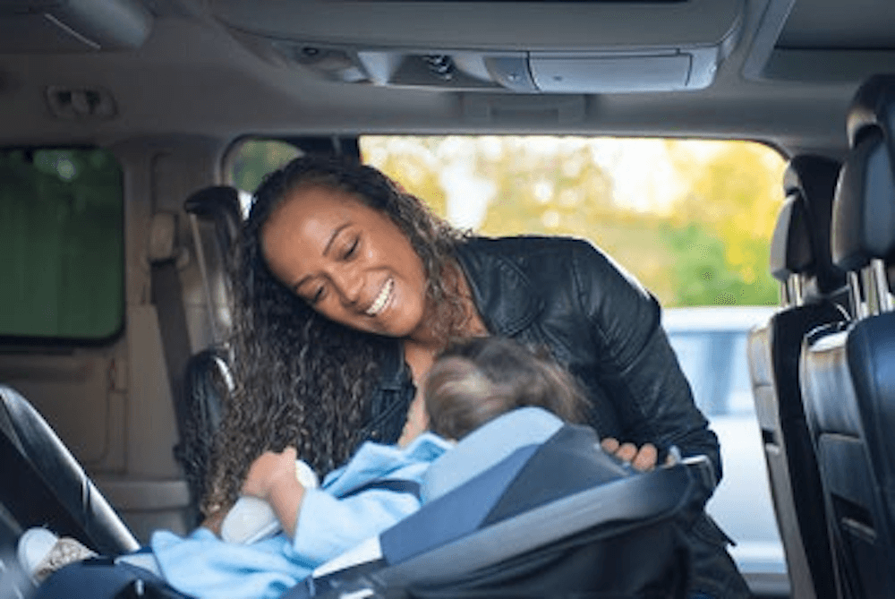 Six Ways to Keep You and Your Baby Safe in the Car