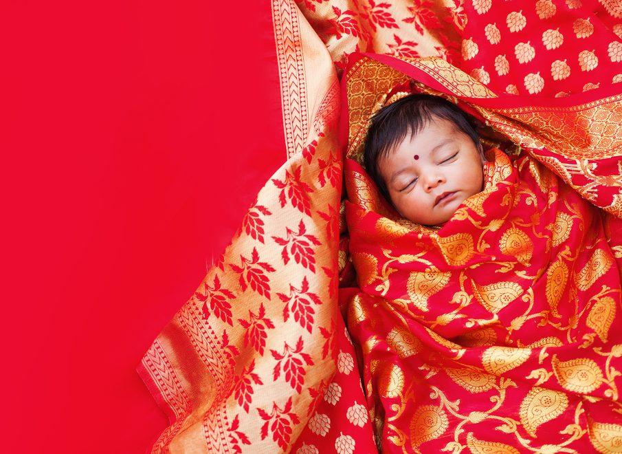 100 Hindu Goddess Lakshmi Names for Your Baby Girl