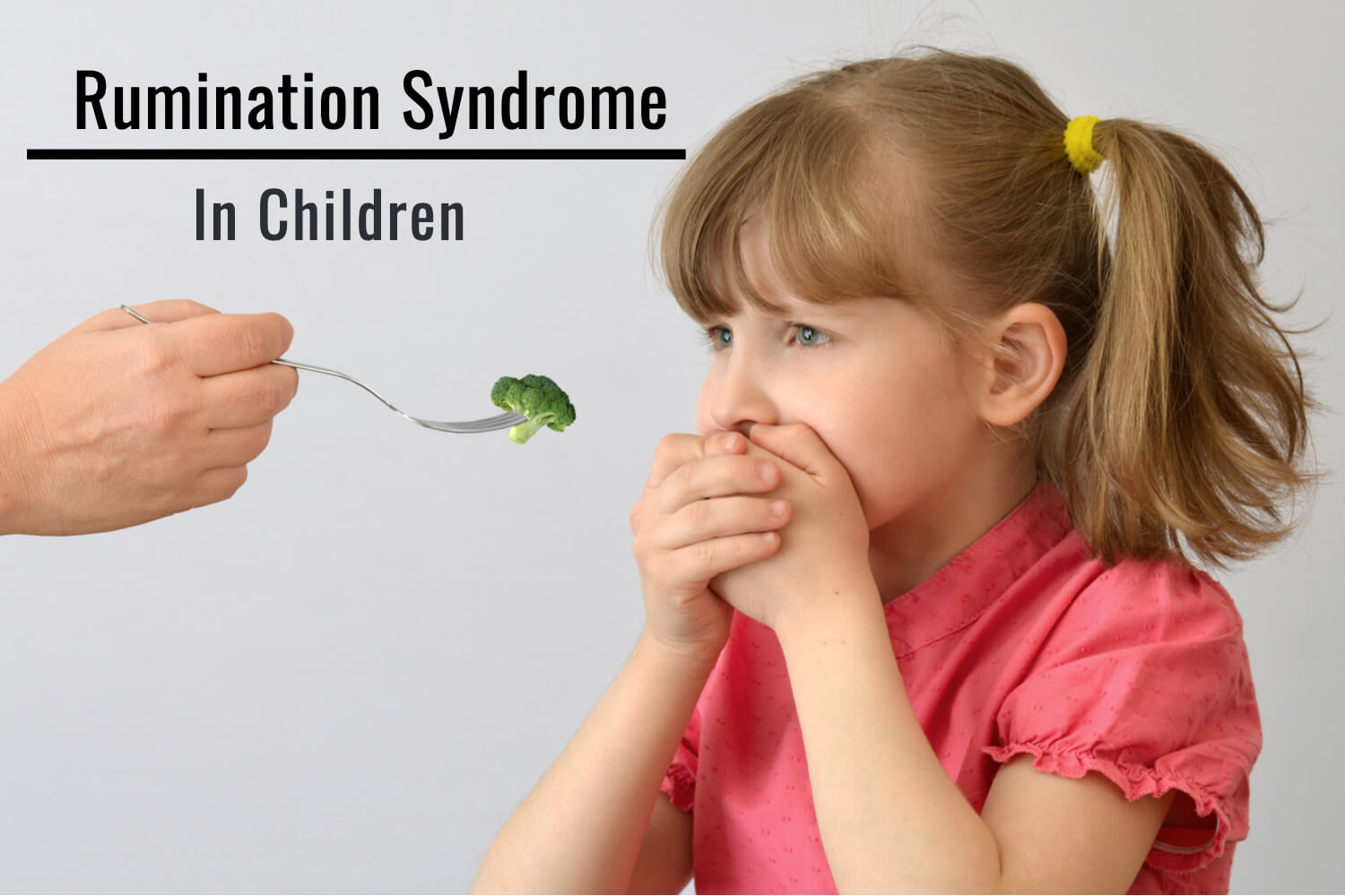 Rumination Syndrome In Children