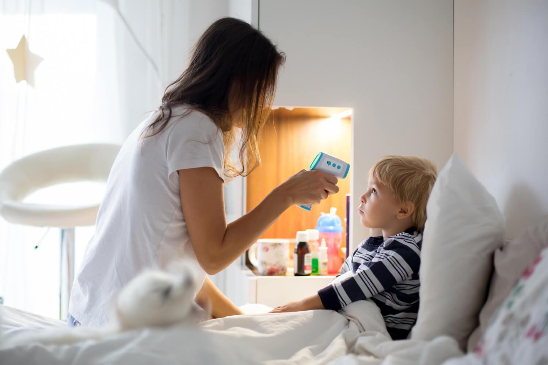 coronavirus in toddler risk factor