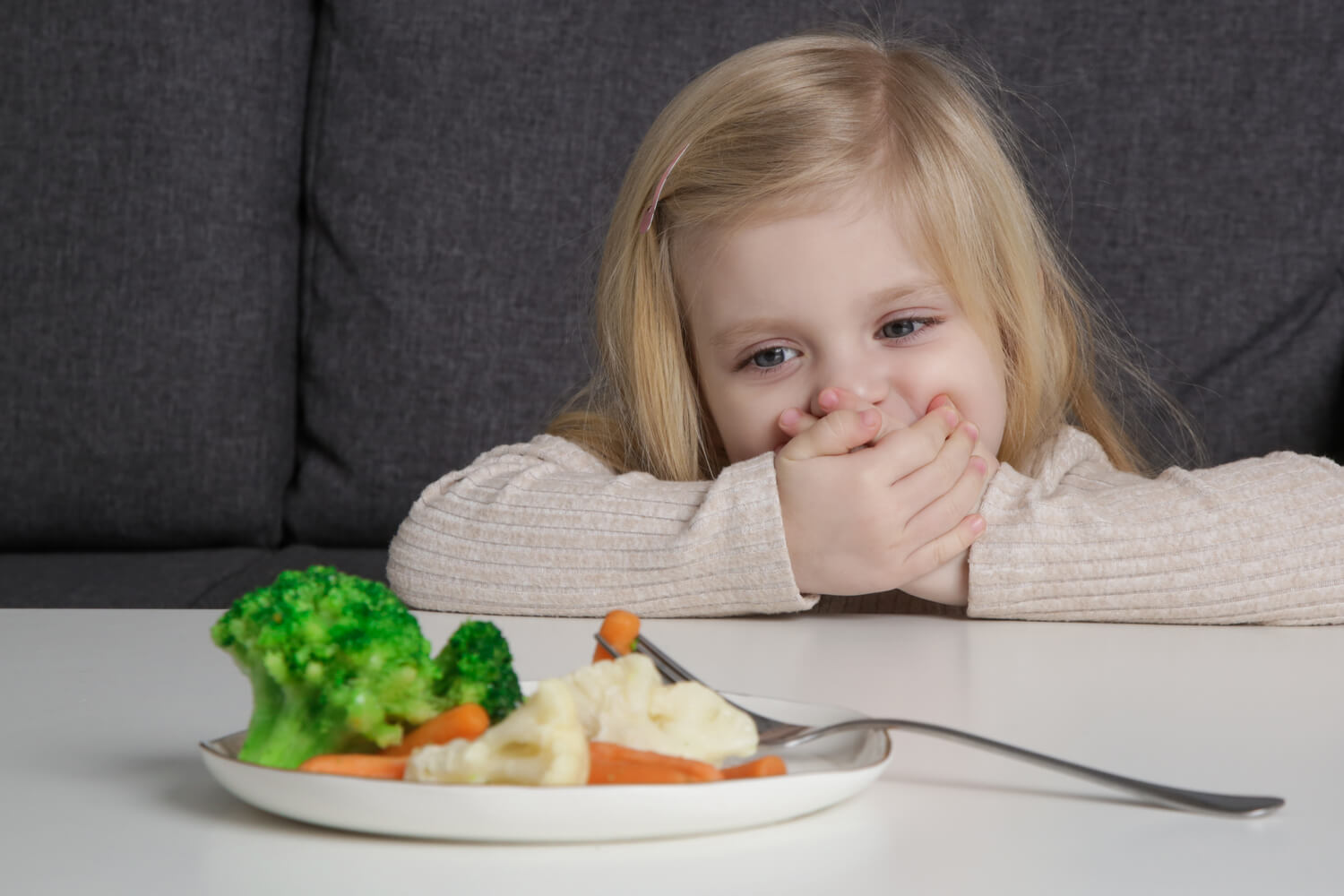 toddler is fussy in eating