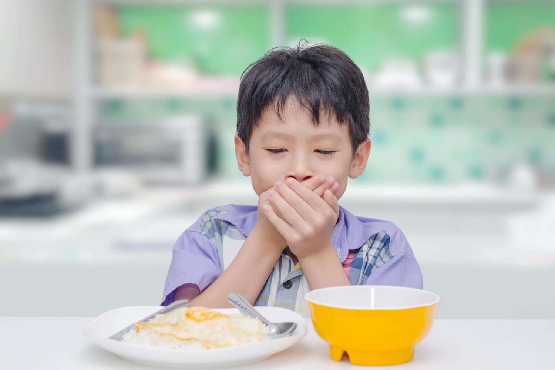 fussy eater
