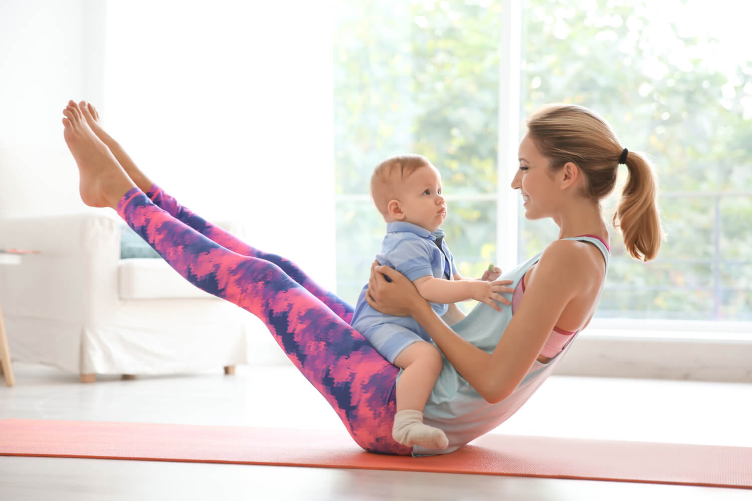 c-section workout