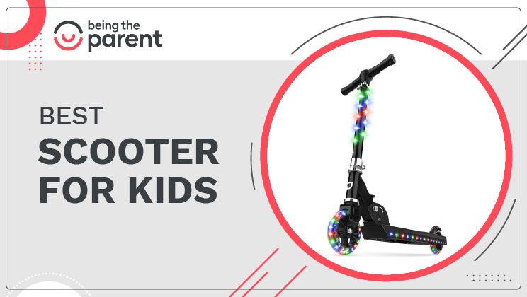 Best Scooter for Kids To Develop Motor Skills and Balance