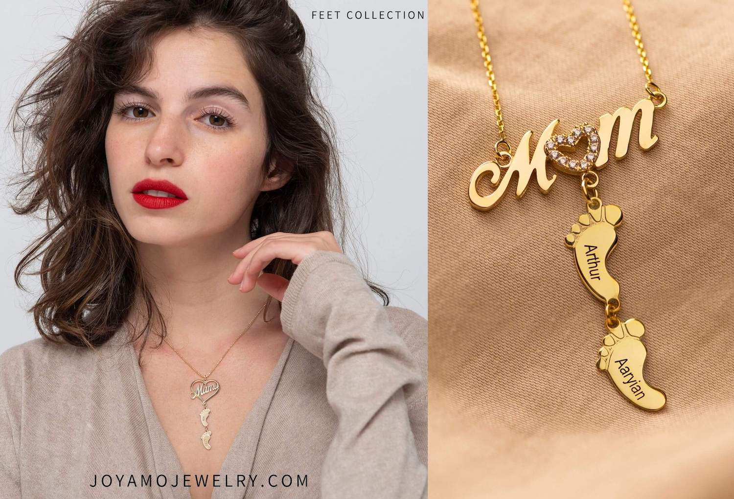 JoyAmo Jewelry, Family Gifts for Every Unforgettable Moment