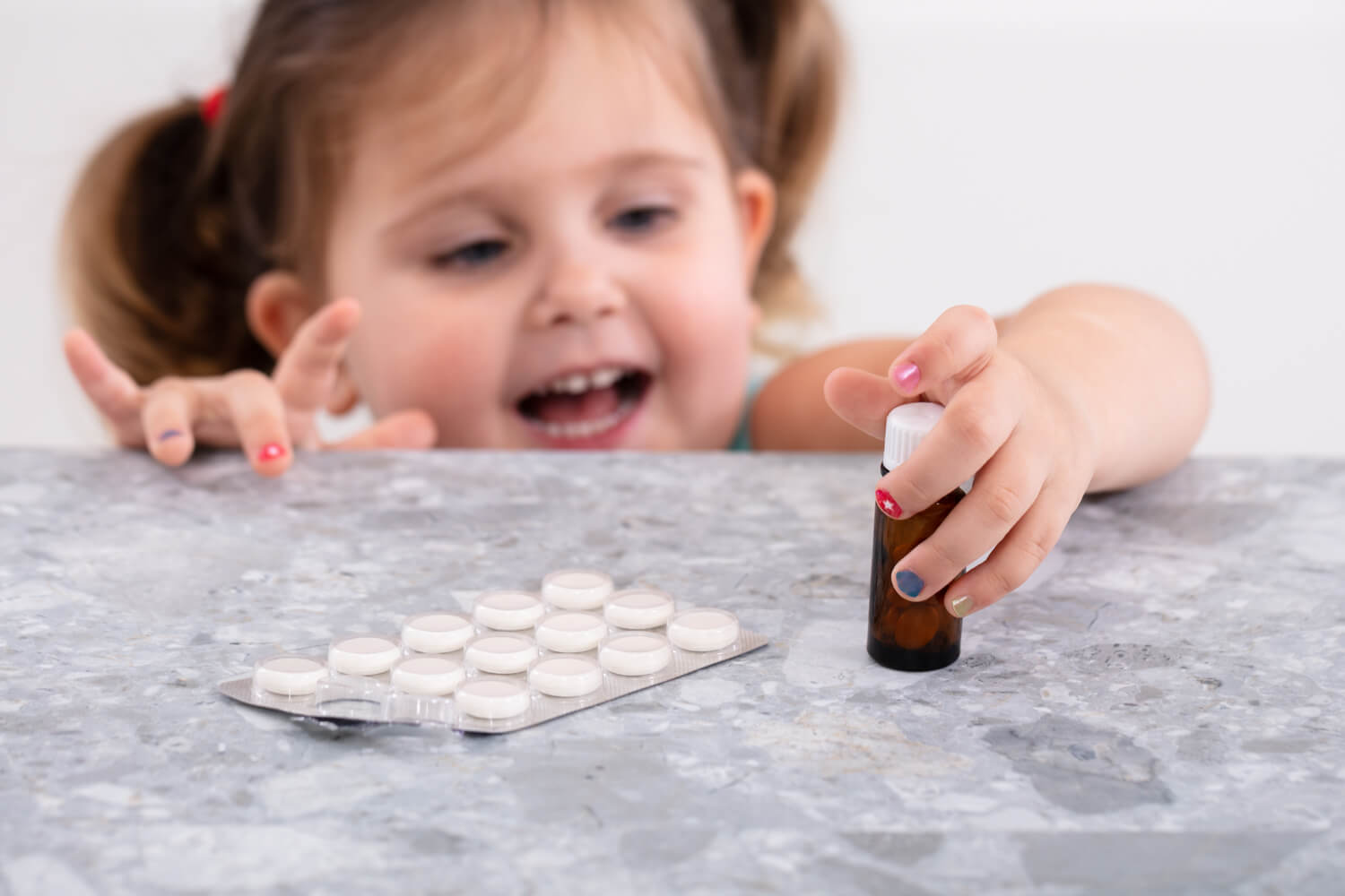Child Safety - Store and Use Medicines Safely