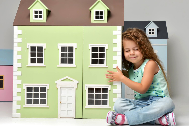 doll house -birthday gift