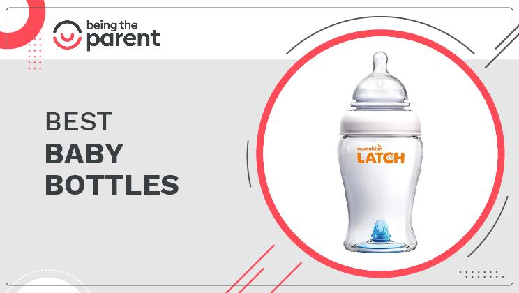 Best Baby Bottles For Natural Comfortable Feeding