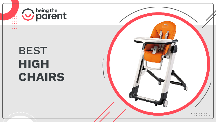 Best High Chairs for Babies – Your Friendly Babysitter